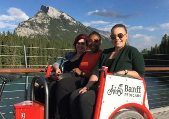 Banff Pedicabs